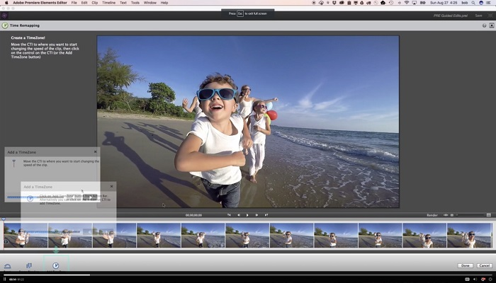 Adobe Premiere Elements 2018 for mac + crack