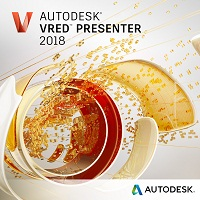 Autodesk VRED Presenter 2018