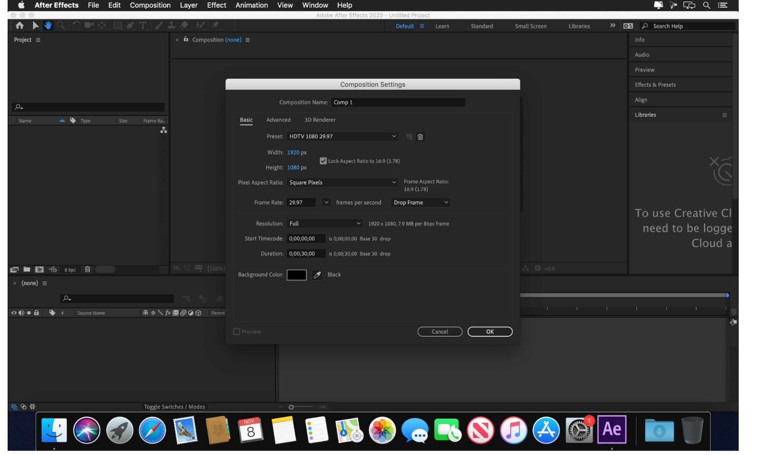adobe after effect 2020 free download